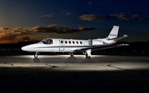 1 1998 CESSNA CITATION BRAVO SN 550-0845