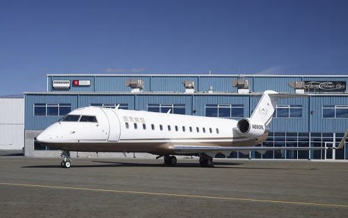 1 2003 BOMBARDIER CHALLENGER 850 SN 7717