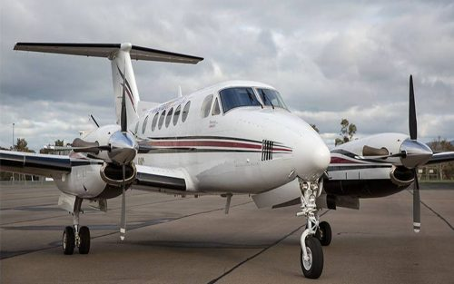 11 1997 BEECHCRAFT KING AIR B200 SN 1575