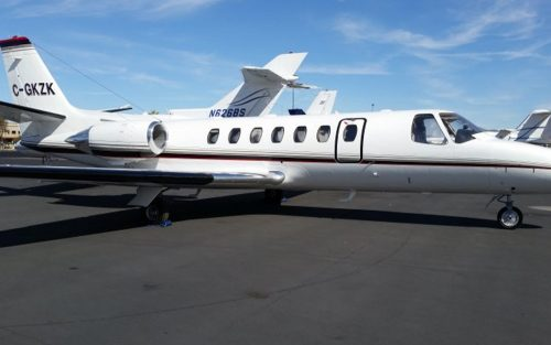 2 1996 CESSNA CITATION ULTRA SN 560-0394