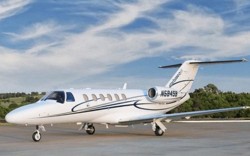 2 2007 CESSNA CITATION CJ2 SN 525A-­0358