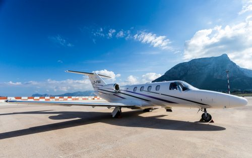 3 2007 CESSNA CITATION CJ1+ SN 0659