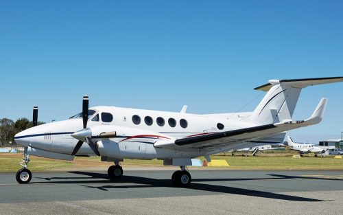 5 1993 BEECHCRAFT KING AIR B200 SN BB 1463