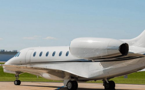 9 2000 CESSNA CITATION X SN 750-­0125