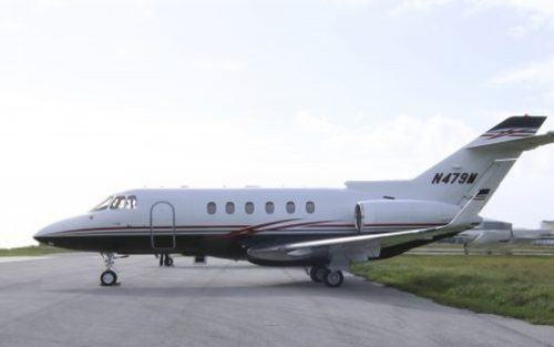 9 2009 HAWKER 900XP SN HA-82