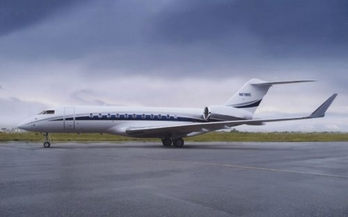 9 2012 BOMBARDIER GLOBAL 5000 SN 9454